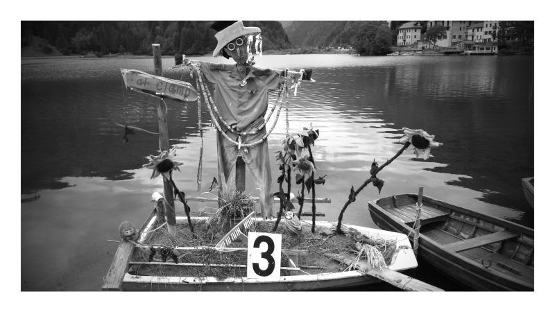 sciacquare i panni in Arno